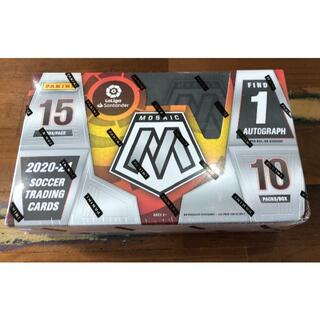 2020-21 Panini Mosaic La Liga Soccer Box(Box/デッキ/パック)