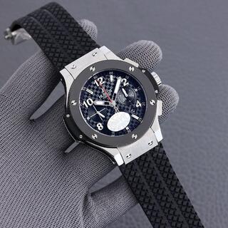 ウブロ(HUBLOT)の即購入OK!!!最高 ランク ウブロ ビッグバン メンズ 腕時計 自動巻(その他)