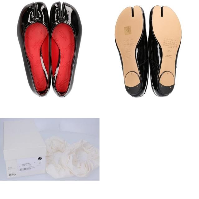 Maison Martin Margiela(マルタンマルジェラ)のメゾンマルジェラ シューズ 37 1/2 レディースの靴/シューズ(バレエシューズ)の商品写真