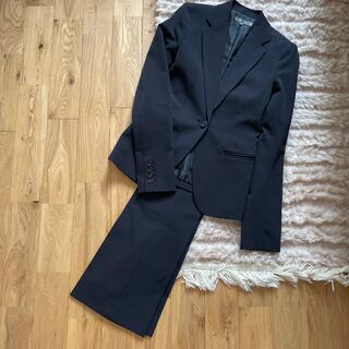 ブラックバイマウジー(BLACK by moussy)のブラックバイマウジー*就活セレモニー ブラックパンツスーツ(スーツ)