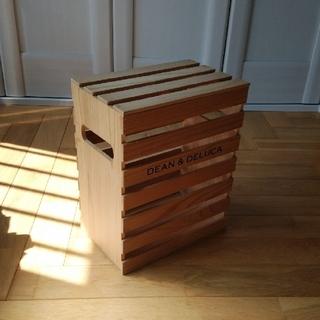 ディーンアンドデルーカ(DEAN & DELUCA)のDEAN&DELUCA木箱とフードコンテナ(その他)