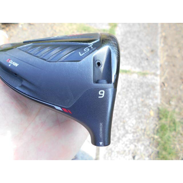 PING(ピン)のG410 LST 9度 ヘッドのみ レンチヘッドカバー有 スポーツ/アウトドアのゴルフ(クラブ)の商品写真