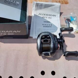 SHIMANO - シマノ 12 アルデバラン BFS 数回使用美品中古品 早い者勝ち 送料込み