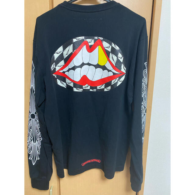 Chrome Hearts(クロムハーツ)のクロムハーツ マッティボーイ ロンT メンズのトップス(Tシャツ/カットソー(七分/長袖))の商品写真