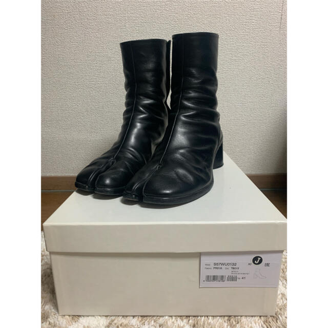 Maison Martin Margiela(マルタンマルジェラ)のマルジェラ 足袋ブーツ メンズの靴/シューズ(ブーツ)の商品写真