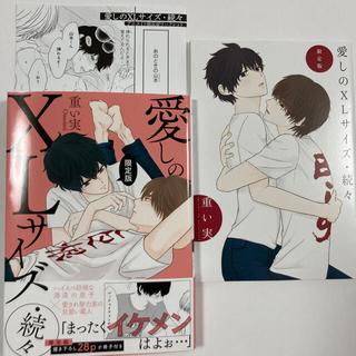 愛しのXLサイズ・続々 限定版小冊子 4Pリーフレット付(ボーイズラブ(BL))