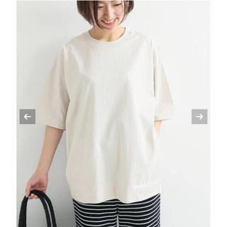 イエナ(IENA)のIENA sese ポケット付プルオーバー(カットソー(半袖/袖なし))