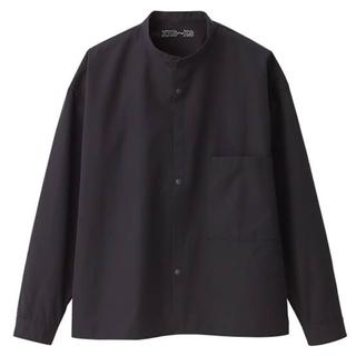 MUJI (無印良品) - muji labo ムジラボ 長袖シャツ 無印良品