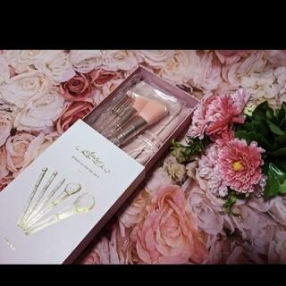 フランフラン(Francfranc)のフランフラン❤ファピュラス❤メイクアップ❤姫姫♥ブラシセット(コフレ/メイクアップセット)