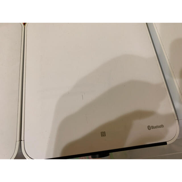 CDプレーヤー スマホ/家電/カメラのオーディオ機器(ポータブルプレーヤー)の商品写真