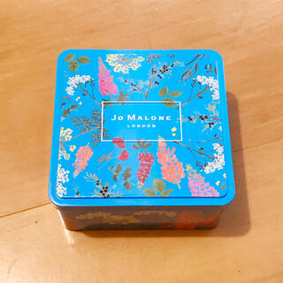 ジョーマローン(Jo Malone)のレア*非売品*未使用* ジョーマローン * 限定缶BOX(香水(女性用))