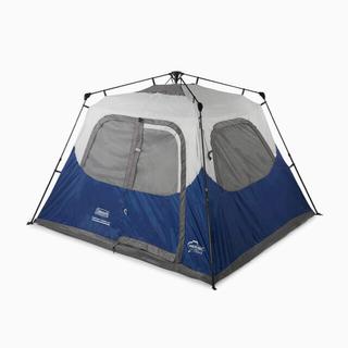 Coleman - Coleman 6人用テント Instant Tent Blue(新品同様品)