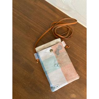 mina perhonen - ミナペルホネン サコッシュ ポシェット choucho 購入価格3,990円