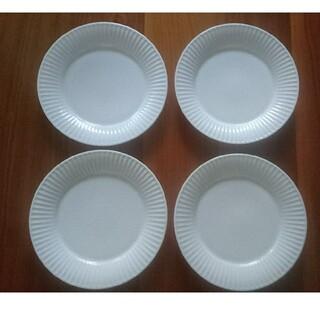 ニッコー(NIKKO)のNIKKO 白露 23cm 皿4枚セット(食器)