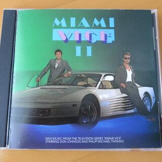 MIAMI VICE マイアミバイス2 サウンドトラック【国内盤CD】送料無料(テレビドラマサントラ)