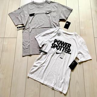 ナイキ(NIKE)の新品 NIKE メンズ Tシャツ 半袖 S まとめ売り グレー ホワイト 白(Tシャツ/カットソー(半袖/袖なし))