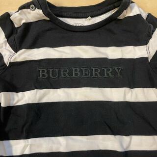 バーバリー(BURBERRY)のBurberry ロンT ボーダー バーバリー キッズ チルドレン(Tシャツ/カットソー)