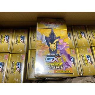ポケモン(ポケモン)のポケモンカードゲーム タッグオールスターズ 15box 新品未開封(Box/デッキ/パック)