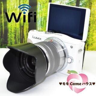 パナソニック(Panasonic)のルミックス GF6☆WiFi機能搭載☆楽々スマホ転送♪1737(ミラーレス一眼)