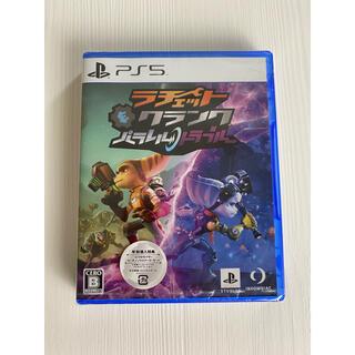 プレイステーション(PlayStation)のラチェット&クランク パラレル・トラブル PS5 ソフト(家庭用ゲームソフト)