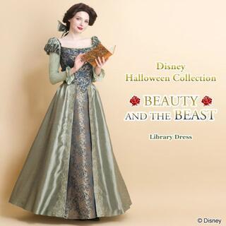 シークレットハニー(Secret Honey)のシークレットハニー 美女と野獣 ベル 図書館 仮装 ドレス 衣装 コスプレ(衣装一式)