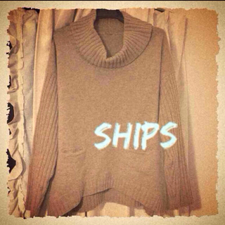 シップス(SHIPS)のSHIPS ニット(ニット/セーター)