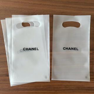 シャネル(CHANEL)のCHANEL ビニール ショッパー(ショップ袋)