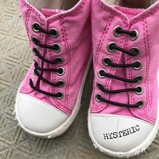 ヒステリックミニ(HYSTERIC MINI)のヒステリックミニ靴15(スニーカー)