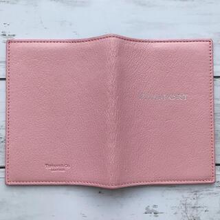 ティファニー(Tiffany & Co.)のティファニー パスポートカバー(旅行用品)