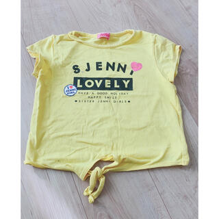 ジェニィ(JENNI)のシスタージェニー 130センチTシャツ(Tシャツ/カットソー)