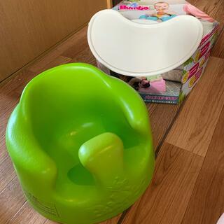 バンボ(Bumbo)のBumbo  赤ちゃん 椅子 バンボ 美品(収納/チェスト)