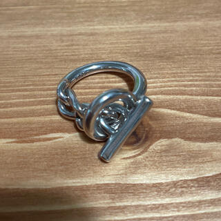 Maison Martin Margiela - 【silver925】リング 指輪 マルジェラ チェーン GM