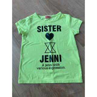 ジェニィ(JENNI)のJENNI Tシャツ 120センチ(Tシャツ/カットソー)