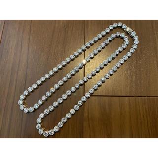 アヴァランチ(AVALANCHE)のアヴァランチ アバランチ AVALANCHE テニス ネックレス AK-69(ネックレス)