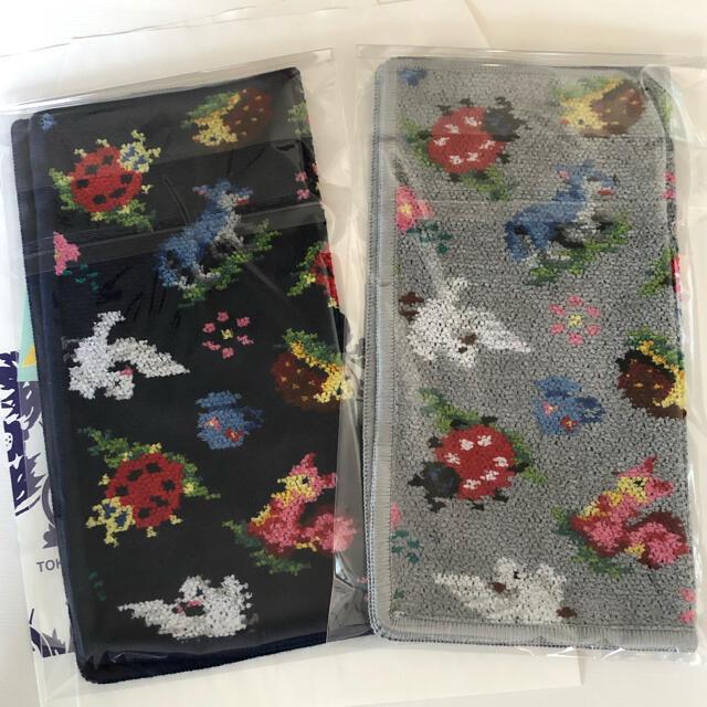 FEILER(フェイラー)のFEILER×鳩居堂 ハンカチセット ♩ハイジピジョン♩ レディースのファッション小物(ハンカチ)の商品写真