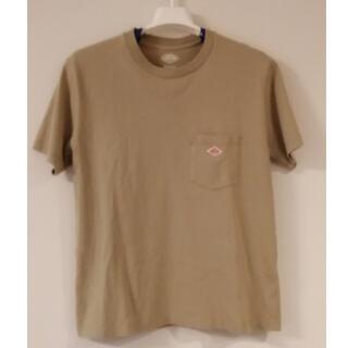 ダントン(DANTON)のダントン Tシャツ ベージュ(Tシャツ/カットソー(半袖/袖なし))