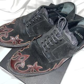 マルタンマルジェラ(Maison Martin Margiela)のCLAVL 革靴(ローファー/革靴)