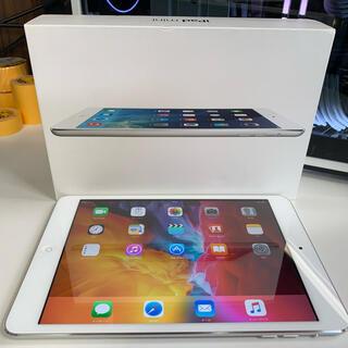 iPad - 【極美品】iPad mini 初代 シルバー【16GB】箱、ケーブル、アダプタ付
