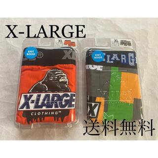 XLARGE - ❤️大人気 X-LARGEド派手ボクサーパンツ‼️お洒落