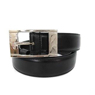 グッチ(Gucci)のグッチ GUCCI ベルト レザー 85 34 黒 ブラック 141799(ベルト)