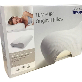 テンピュール(TEMPUR)の新品未使用✨テンピュール オリジナルネックピロー Sサイズ(枕)