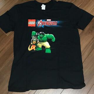 レゴ(Lego)の非売品 MARVEL アベンジャーズ  レゴ Tシャツ size L (Tシャツ/カットソー(半袖/袖なし))