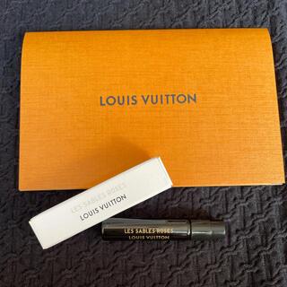 ルイヴィトン(LOUIS VUITTON)のLOUIS VUITTON  レ・サーブル・ローズ オードゥパルファン 2ml(ユニセックス)