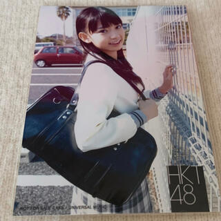 エイチケーティーフォーティーエイト(HKT48)のHKT48 スキ!スキ!スキップ! 宮脇咲良 生写真(アイドルグッズ)