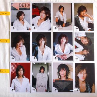 カトゥーン(KAT-TUN)の赤西仁 Jロゴ 公式写真 まとめ売り セット KAT-TUN(アイドルグッズ)
