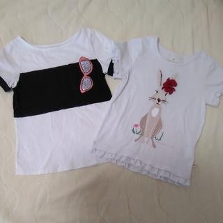kate spade new york - ケイト スペード Tシャツ 2枚 120㎝