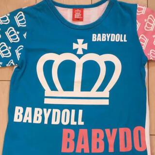 ベビードール(BABYDOLL)のBABYDOLL ベビードール キッズTシャツ(Tシャツ/カットソー)