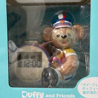 ダッフィー - ダッフィー時計(Duffy and Friends)