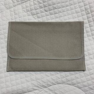 ムジルシリョウヒン(MUJI (無印良品))の無印良品 綿・母子手帳ケース・大 B6・A5サイズ対応 (母子手帳ケース)