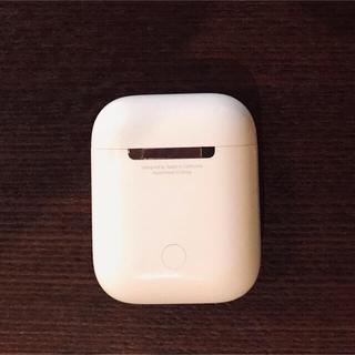 Apple - 1.アップル純正 Air pods ワイヤレスイヤホンケース A1602